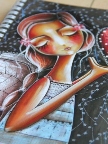 Notebooks A5 Angel