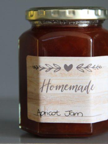 Label – Homemade