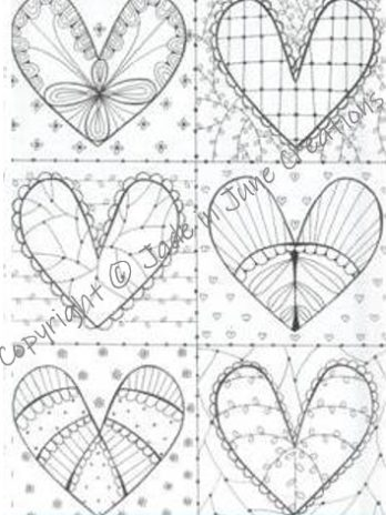 Colouring Cards 4 pack