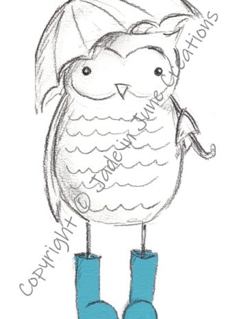 Owl in Boots